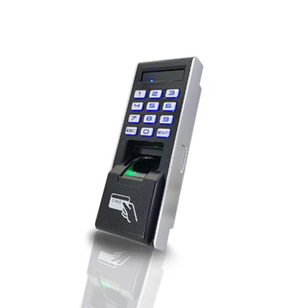 (설치비포함-자동문출입통제)HU-1000F 지문출입보안 자동문 지문인식키 출입문통제장치 사무실 출입통제시스템