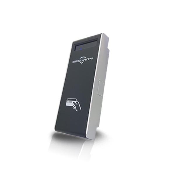 (자가설치-방화문출입통제)HU-1000MC 카드인식기 출입통제기 방화문 철문 나무문 카드키 출입통제시스템 출입보안장치설치