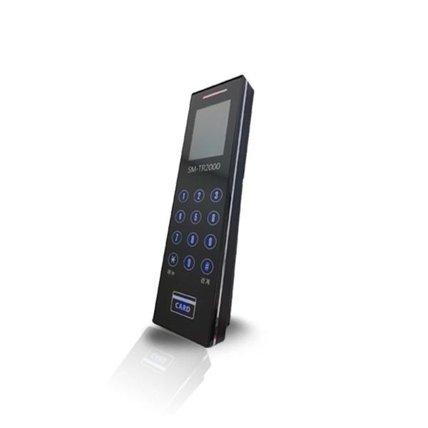 (자가설치-자동문출입통제)SM-TR2000 카드인식기 RFID카드출입기 자동문 카드키 출입통제시스템 보안장치