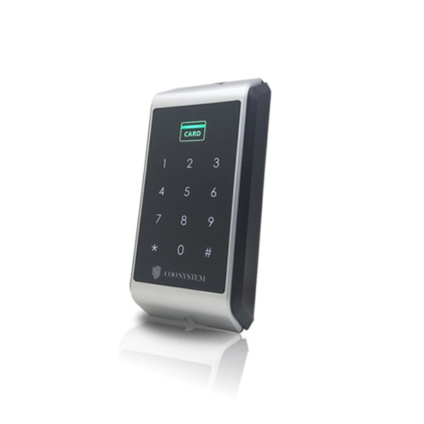 (설치비포함)COO-4000R 카드리더기 카드키 출입통제설치 사무실 출입통제장치 출입통제시스템