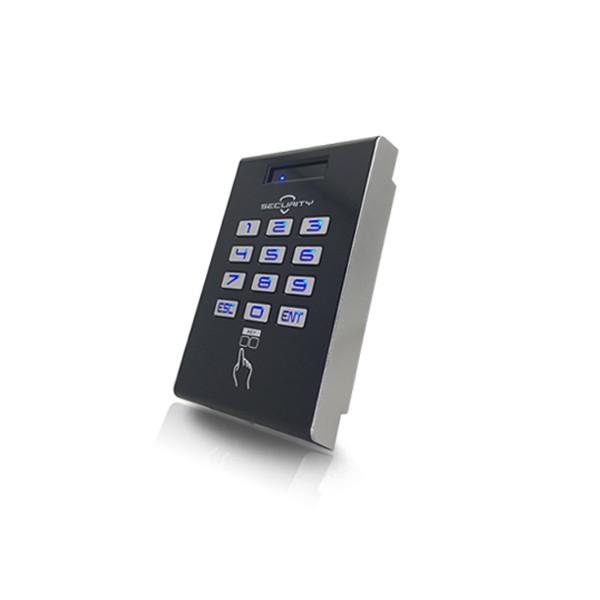 (설치비포함-방화문출입통제)HU-1000K PLUS 비밀번호리더기 번호키 방화문 나무문 철문 사무실 출입통제시스템