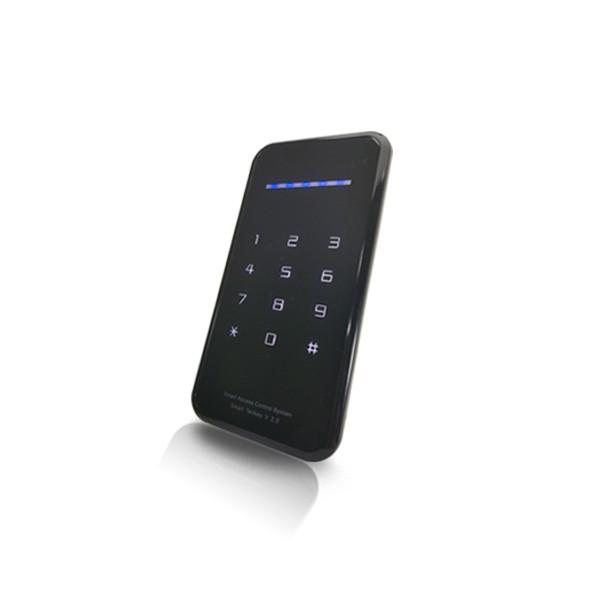 (자가설치-자동문출입통제)SPT-30 비밀번호인식기 자동문 번호키 출입통제장치 출입보안시스템