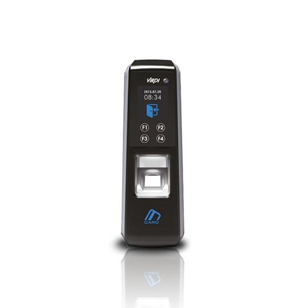 (자가설치-유리문출입통제)AC-2200 지문인식기 근태관리 출퇴근기록기 보안장치 강화도어 유리문 아파트헬스장 골프장 독서실 사무실 출입통제시스템