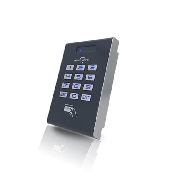 (설치비포함-유리문출입통제)HU-1000R PLUS 강화도어카드출입기 카드키 출입문보안장치 출입통제장비 출입통제시스템